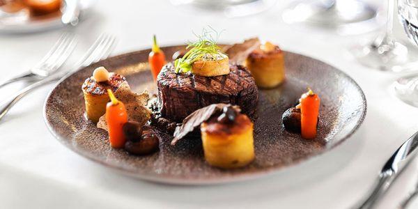 Dárkový poukaz do elegantní středomořské restaurace