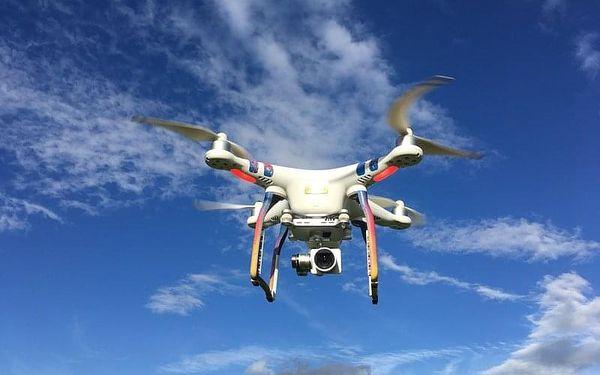 Kurz létání s drony DJI