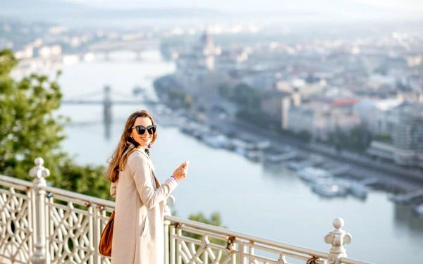 Fantatstický hotel v historickém centru Budapešti  3 dny / 2 noci, 2 os., snídaně2