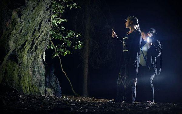 Venkovní úniková hra Lovci Duchů – Zakletá stezka5