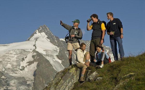 Rakouské Alpy: Gasthof Dorfschenke