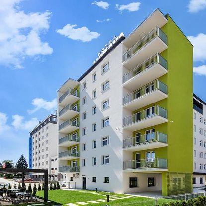 Střední Morava: Ubytovací Komplex Morava – Hotel Morava