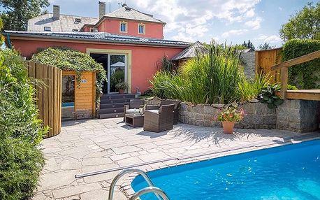 Liberec a Jizerské hory – relaxační pobyt se vstupem do privátního wellness - dlouhá platnost poukazu