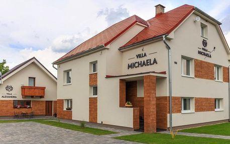 Pobyt na Liptově až pro 4 os.: apartmán či celá vila