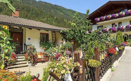 3* Pension St. Leonhard v Bad Gasteinu se snídaní