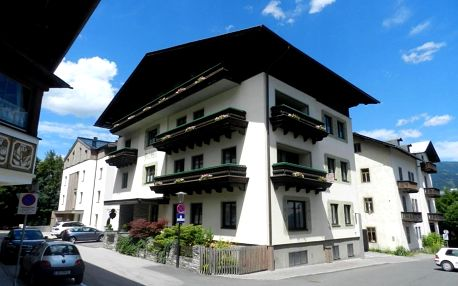 Rakousko, Zell am See: Pension Andrea