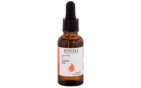 Revuele Peeling Solution Glycolic Acid 30 ml pleťové sérum s obsahem kyseliny glykolové pro ženy