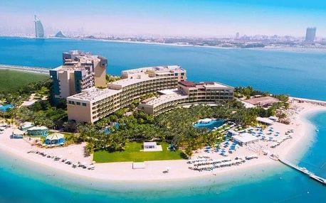 Spojené arabské emiráty - Dubaj letecky na 4-15 dnů, ultra all inclusive