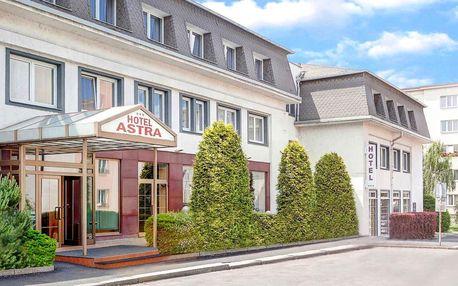 3* hotel v klidné části Prahy se snídaní