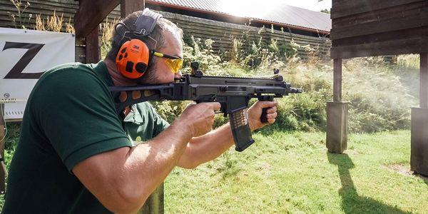 Kurz na získání zbrojního průkazu – praktická část3