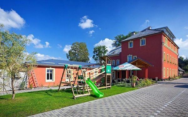 Liberec a Jizerské hory – relaxační pobyt se vstupem do privátního wellness  3 dny / 2 noci, 2 os., snídaně2