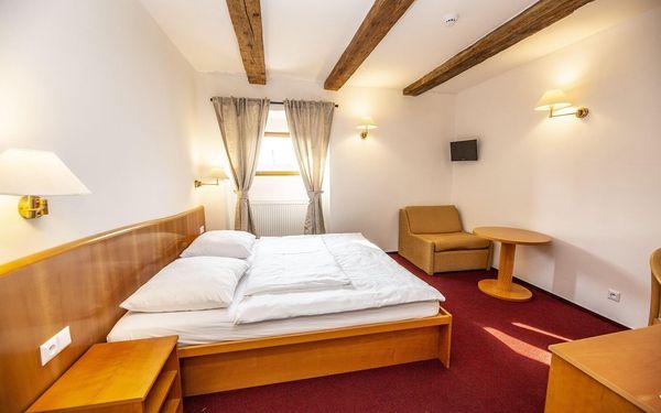 Pokoj Lux s vířivou vanou | 2 osoby | 3 dny (2 noci)4