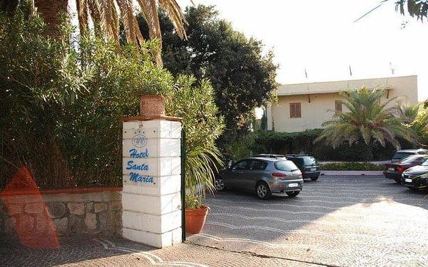 Santa Maria, Ischia, Itálie, Ischia, letecky, polopenze5