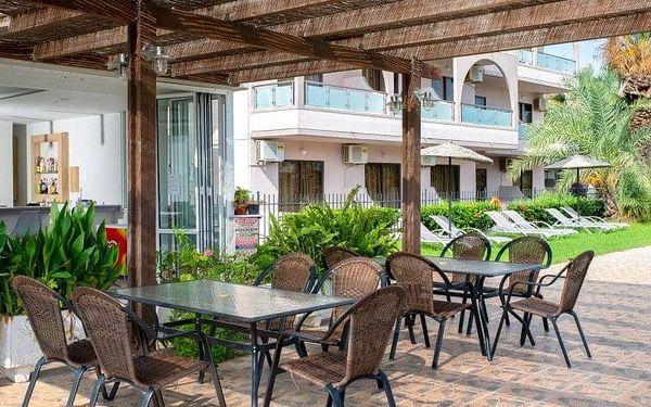 Rose Hotel, Rhodos, Řecko, Rhodos, letecky, snídaně v ceně3