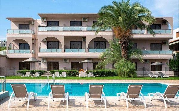 Rose Hotel, Rhodos, Řecko, Rhodos, letecky, snídaně v ceně4