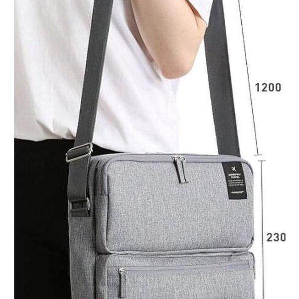 Cestovní taška   Tmavě modrá4