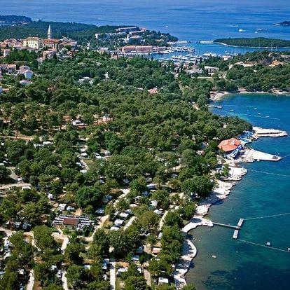 Chorvatsko, Vrsar: Kemp Orsera