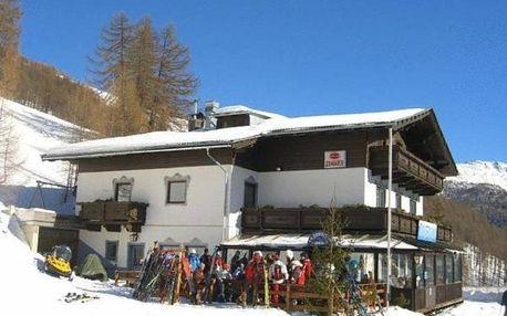 Rakouské Alpy: Gasthof Tauernalm