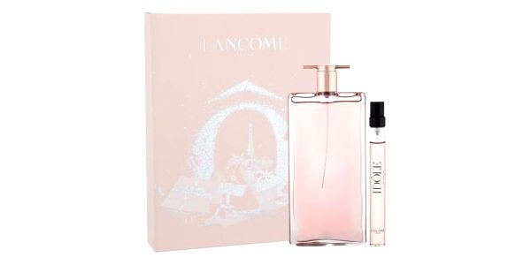 Lancôme Idôle dárková kazeta pro ženy parfémovaná voda 50 ml + parfémovaná voda 10 ml