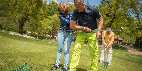 Jednodenní golfový kurz Max5