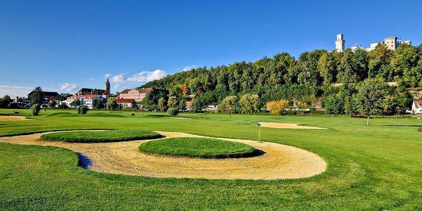 Golfové kurzy v luxusním Golf Resortu Hluboká