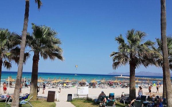 PLAYA ESPERANZA, Mallorca, letecky, polopenze2