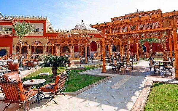 Hotel Alf Leila Wa Leila, Hurghada, letecky, all inclusive5
