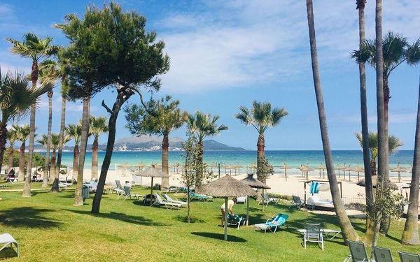 PLAYA ESPERANZA, Mallorca, letecky, polopenze3