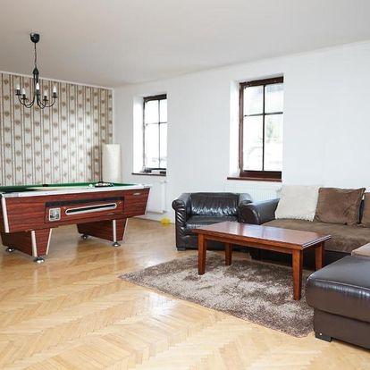 Jeseníky: Apartmánové ubytování v Koutech