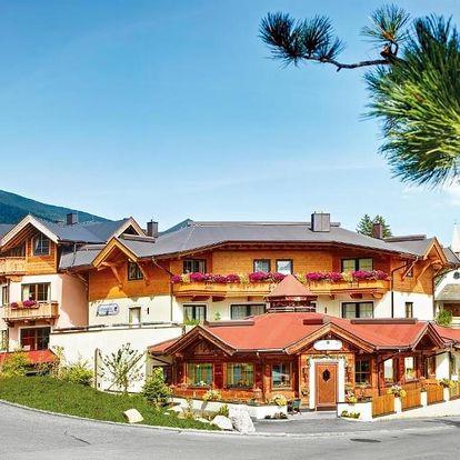 Rakouské Alpy: Biohotel Castello Königsleiten