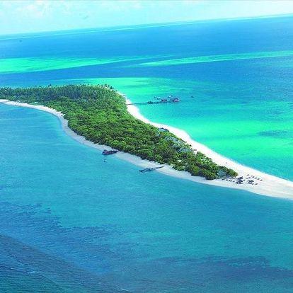 Maledivy - Lhaviyani Atol letecky na 8-15 dnů, polopenze