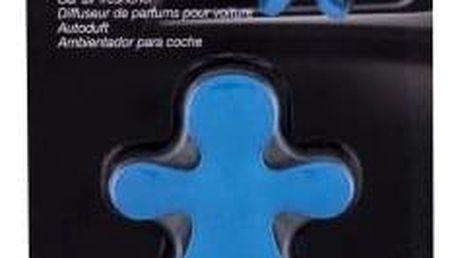 Mr&Mrs Fragrance Jeff Lotus Flowers 1 ks vůně do auta unisex