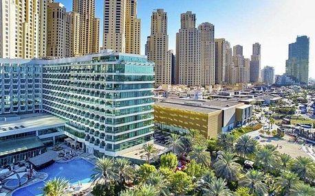 Spojené arabské emiráty - Dubaj letecky na 5-11 dnů, snídaně v ceně
