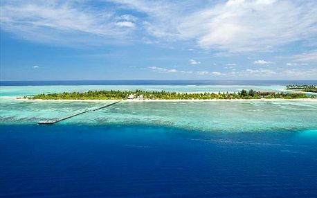 Maledivy - Jižní Atol Male letecky na 8-15 dnů, plná penze