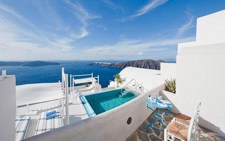 Řecko - Santorini letecky na 11-15 dnů