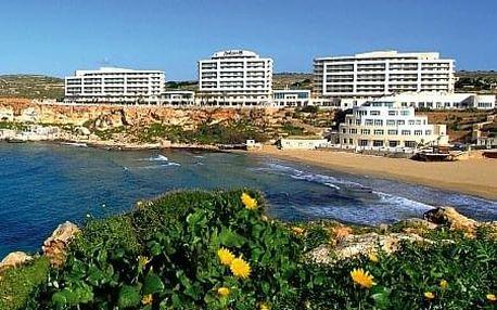 Malta letecky na 8-15 dnů