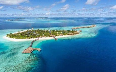 Maledivy - Lhaviyani Atol letecky na 10-13 dnů, snídaně v ceně