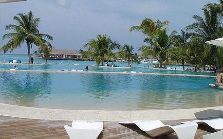 Maledivy - Jižní Atol Male letecky na 8-15 dnů