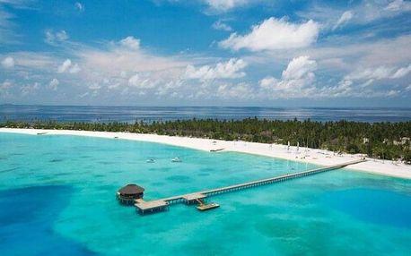 Maledivy - Lhaviyani Atol letecky na 10-13 dnů