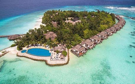 Maledivy - Severní Atol Male letecky na 8-15 dnů, snídaně v ceně