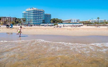 Španělsko - Costa Dorada letecky na 8 dnů, polopenze
