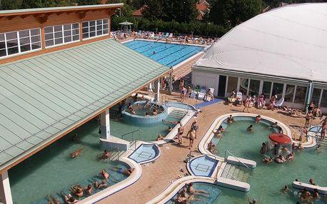 Mosonmagyarovár, Aqua Hotel Termal*** s neomezeným vstupem do lázní