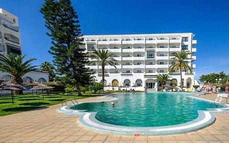 Tunisko - Sousse letecky na 8-15 dnů, all inclusive