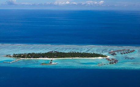 Maledivy letecky na 8-15 dnů, snídaně v ceně