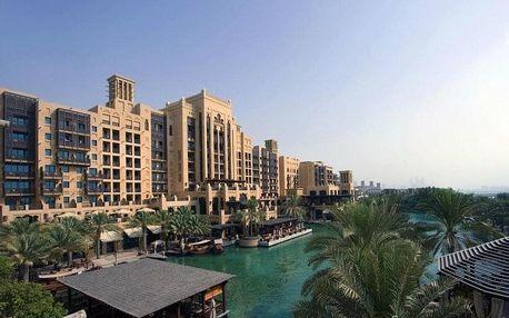 Spojené arabské emiráty - Dubaj letecky na 15 dnů, snídaně v ceně