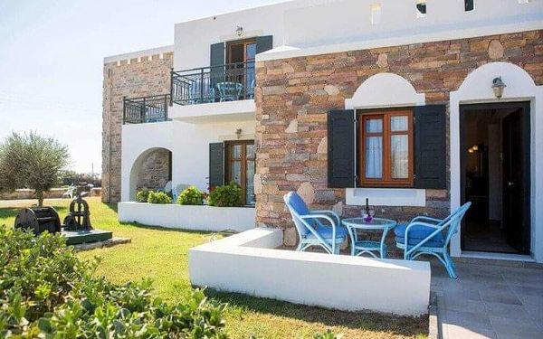Plaza Beach hotel, Naxos, Řecko, Naxos, letecky, snídaně v ceně2