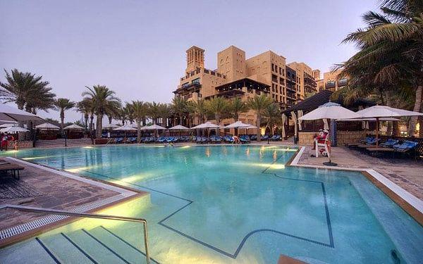 Jumeirah Mina A´Salam, Dubai, Spojené arabské emiráty, Dubai, letecky, snídaně v ceně2