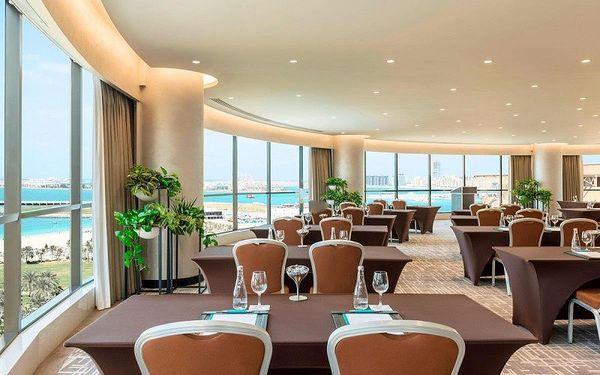 Le Royal Méridien Beach Resort and Spa, Dubai, Spojené arabské emiráty, Dubai, letecky, polopenze2