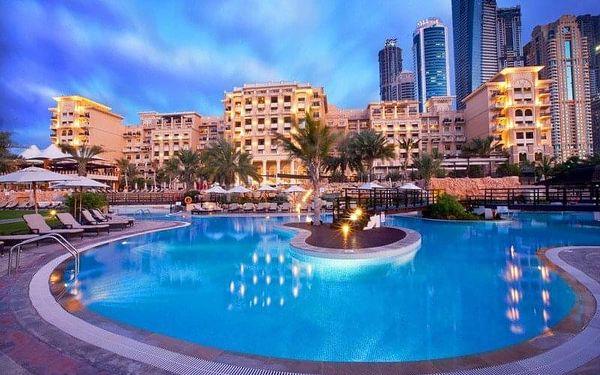The Westin Dubai Mina Seyahi Beach Resort & Marina, Dubai, Spojené arabské emiráty, Dubai, letecky, snídaně v ceně2