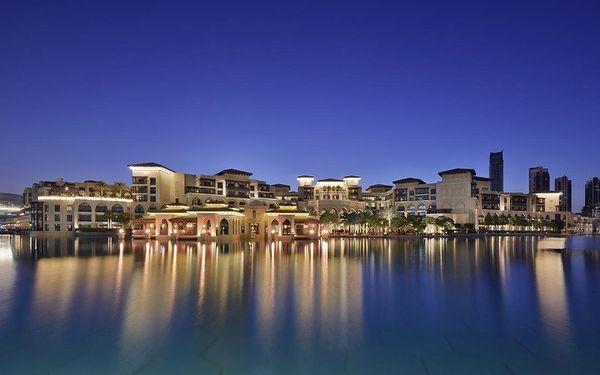 Palace Downtown Dubai, Dubai, Spojené arabské emiráty, Dubai, letecky, snídaně v ceně4
